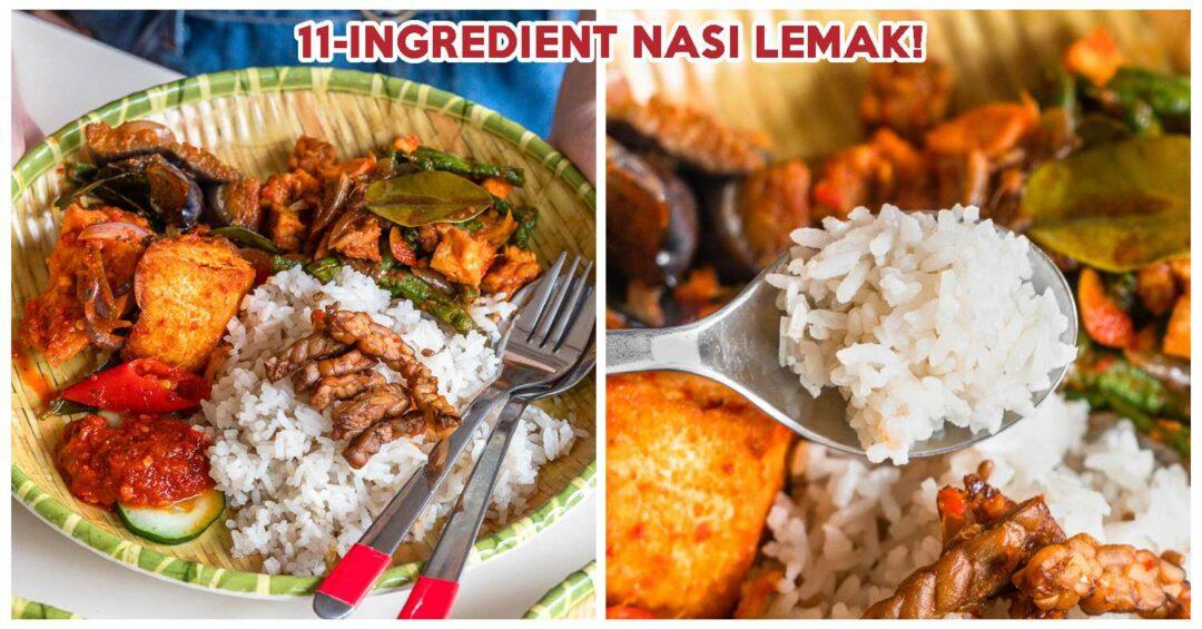 chef shen tan nasi lemak og lemak review