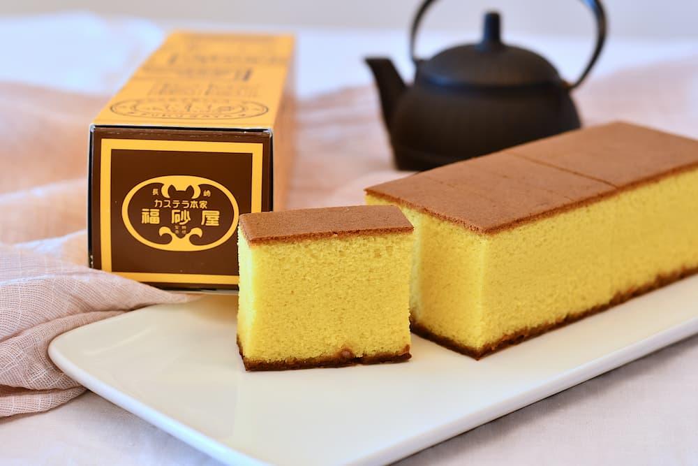 Fukusaya Castella Cake