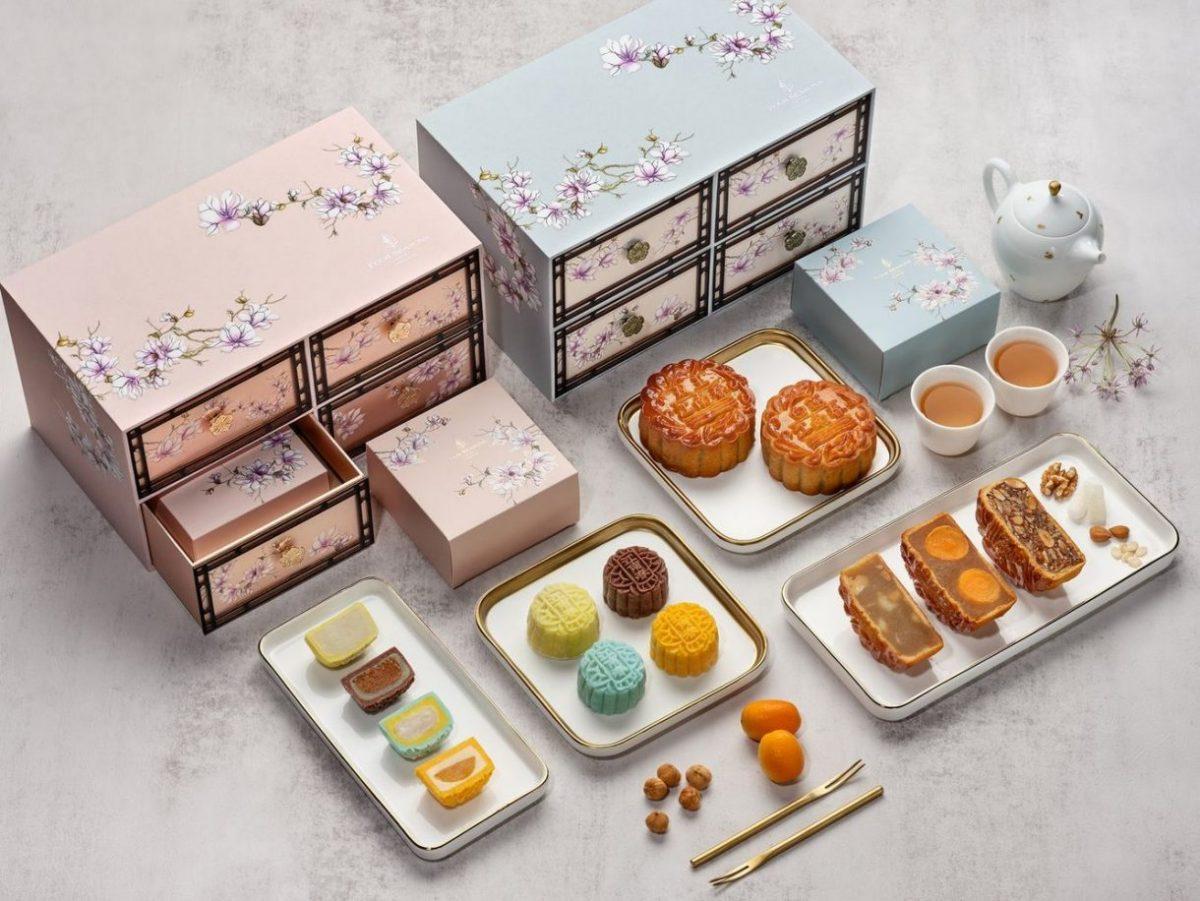 jiang nan chun four seasons mooncake