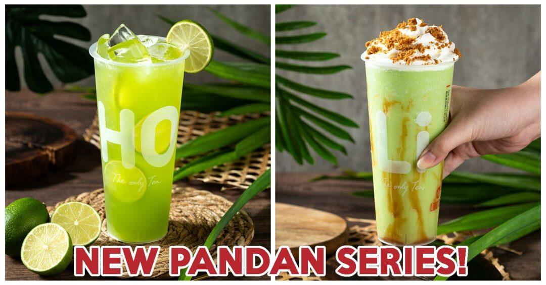 LiHO Pandan series