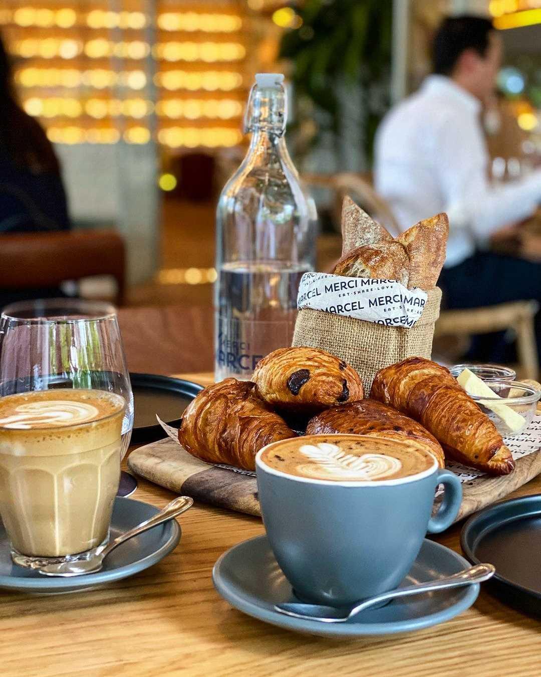 merci marcel french bakery croissants