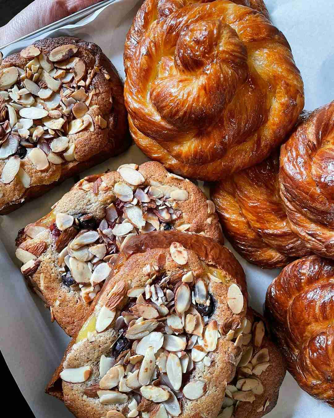 motherdough bakery croissants