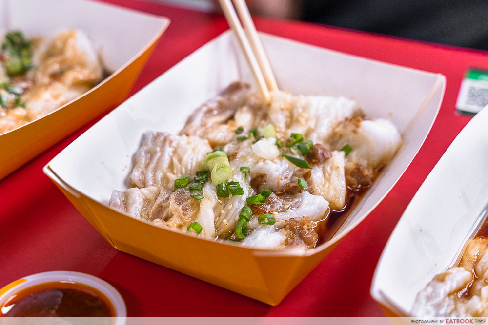 chef leung - char siew chee cheong fun