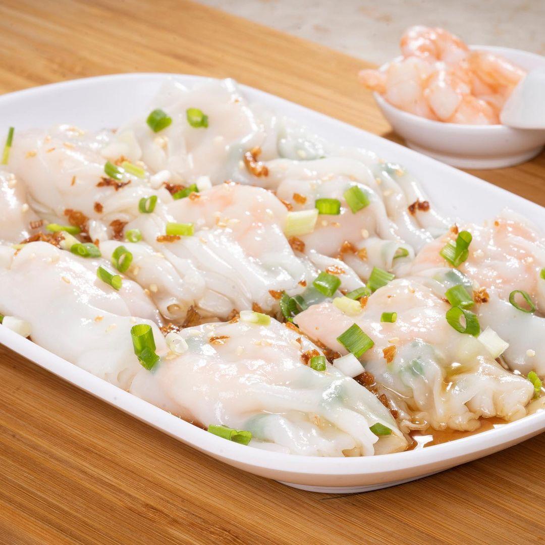 chef leung chee cheong fun