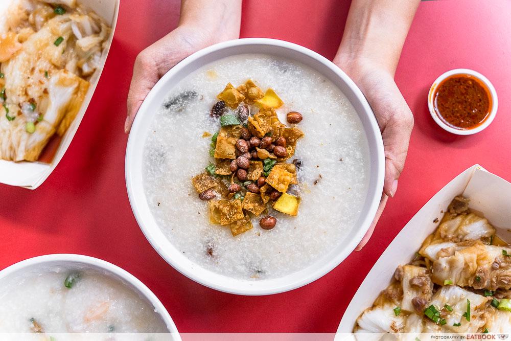 chef leung - congee intro