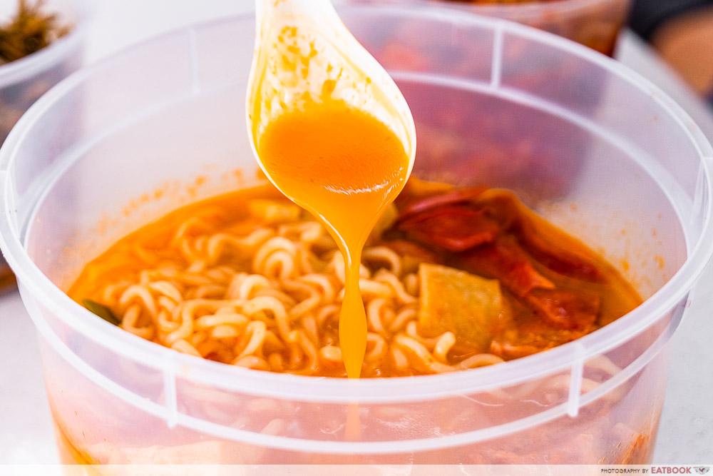 chelabela - army stew soup