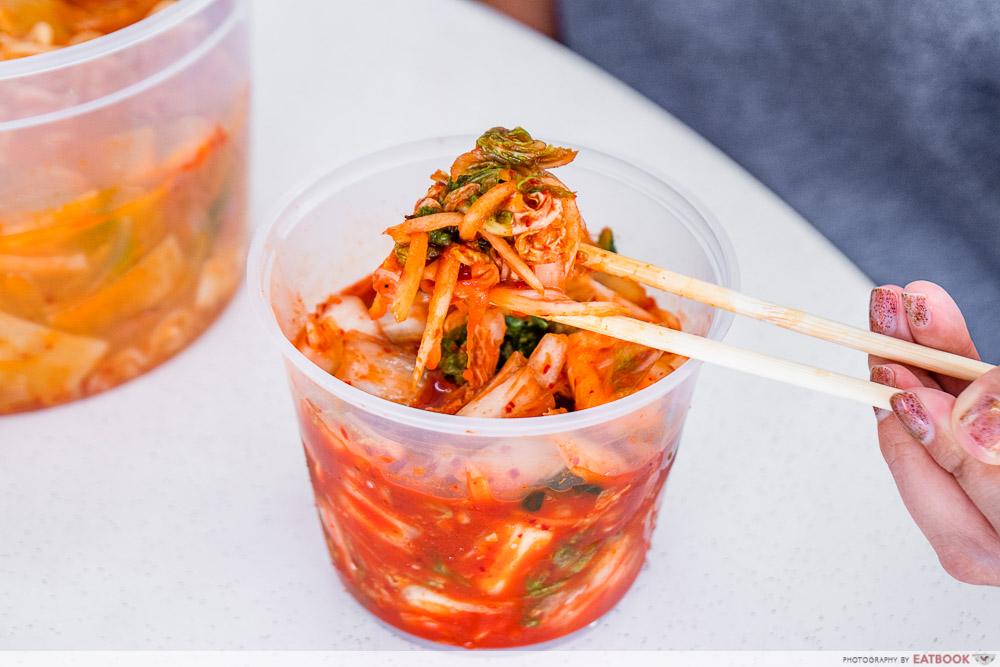 chelabela - cabbage kimchi