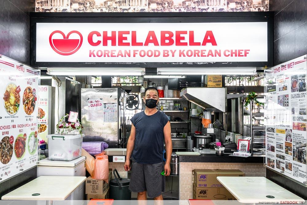 chelabela - store front