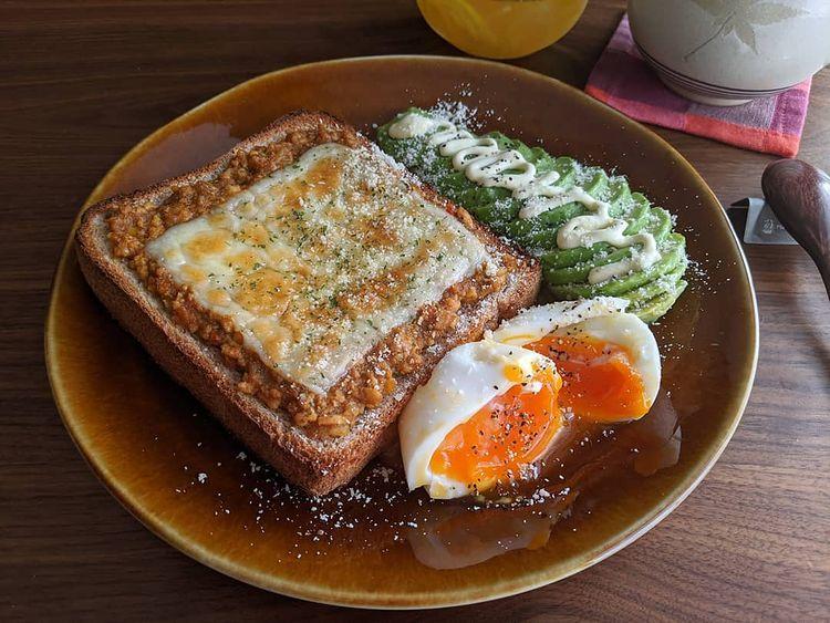 curry toast