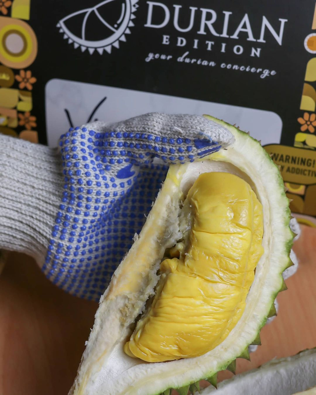 durian edition