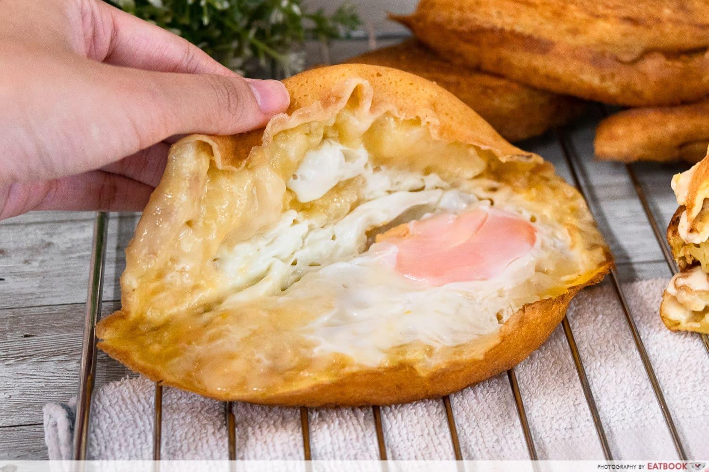 kueh pulau pinang egg and cheese min jiang kueh