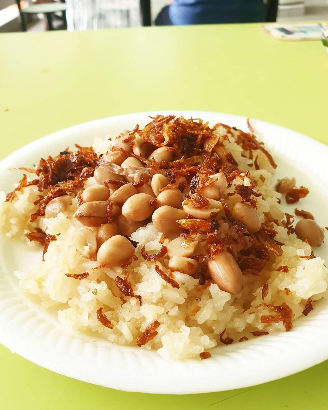 milennium glutinous rice