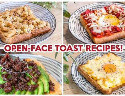 open toast recipes