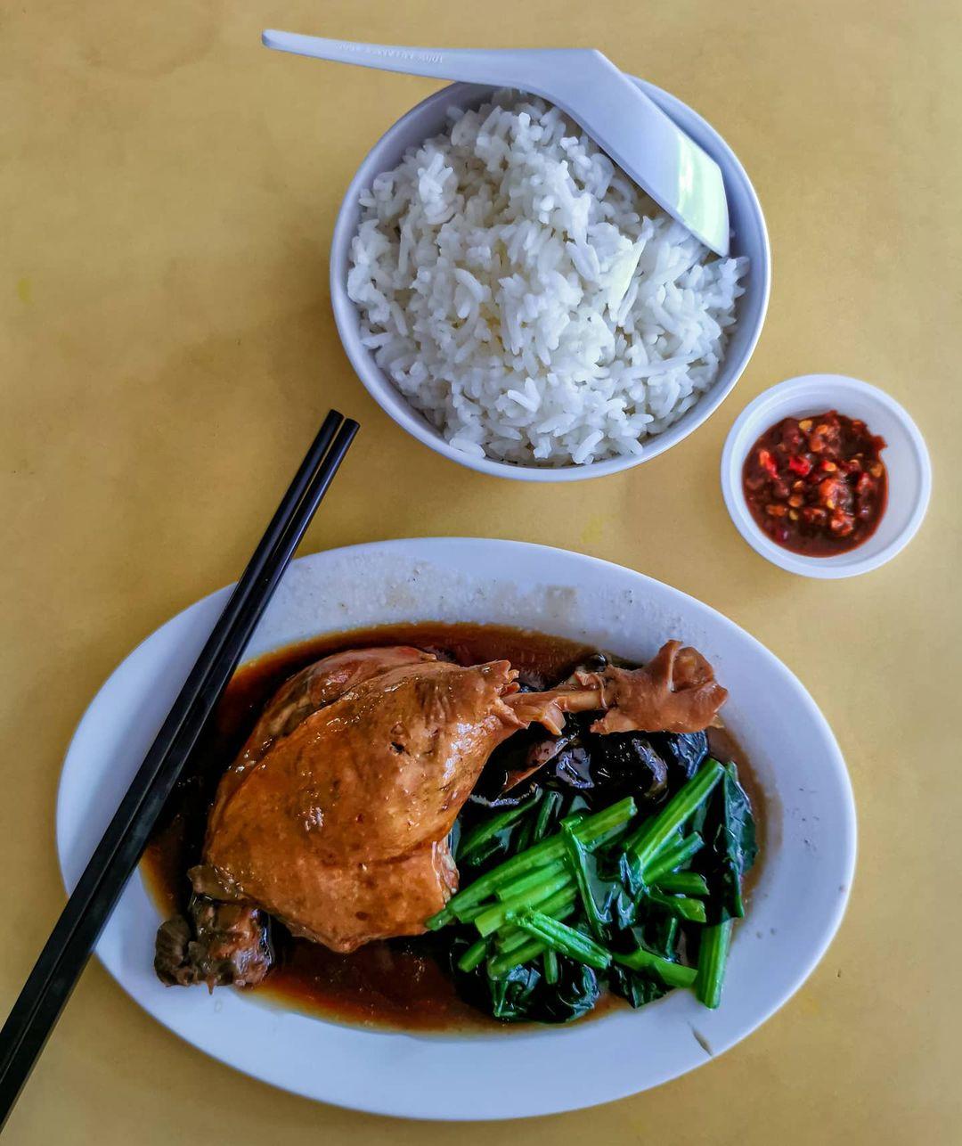 soh food stewed duck