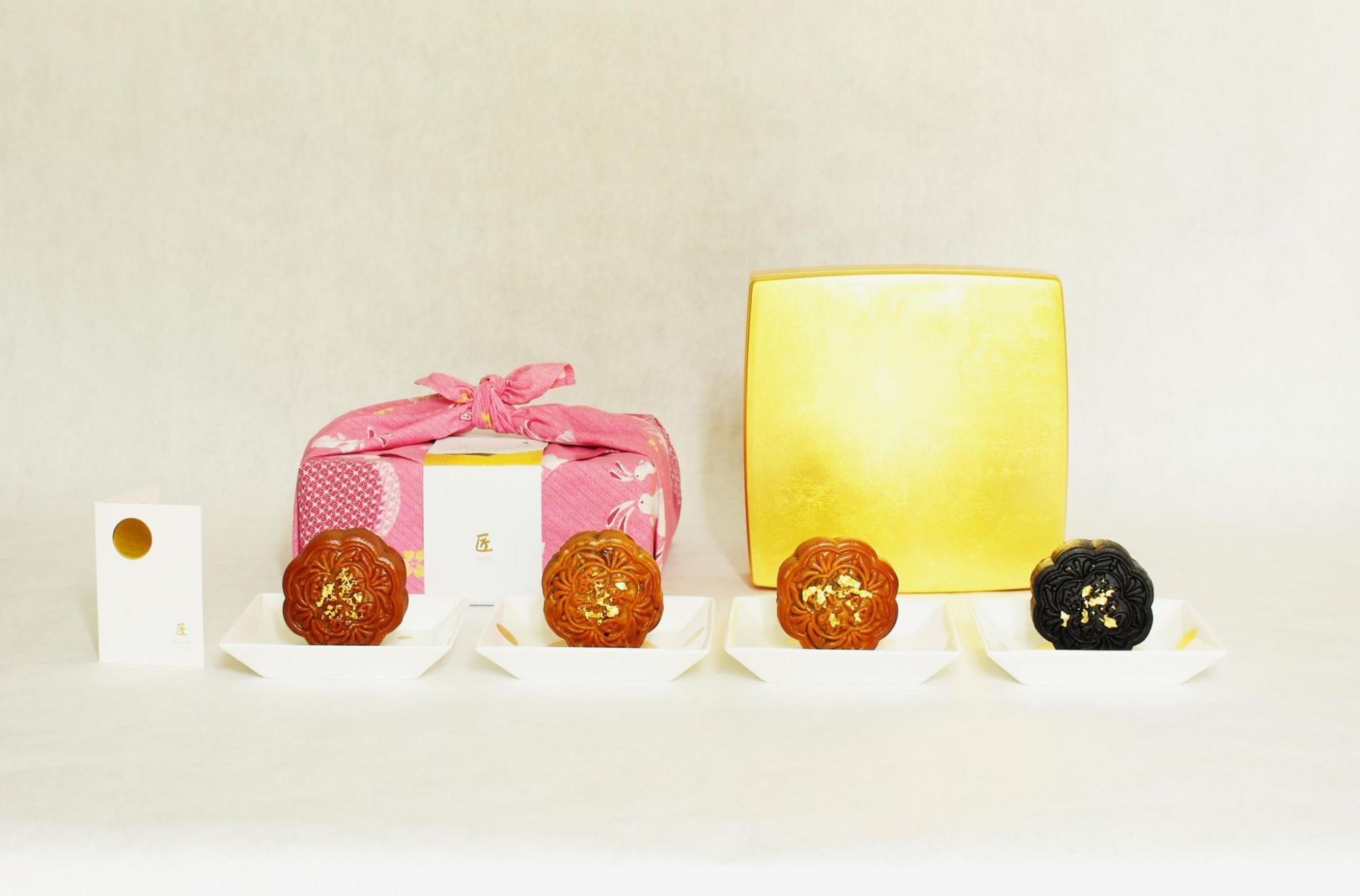 takumi artisans mooncakes