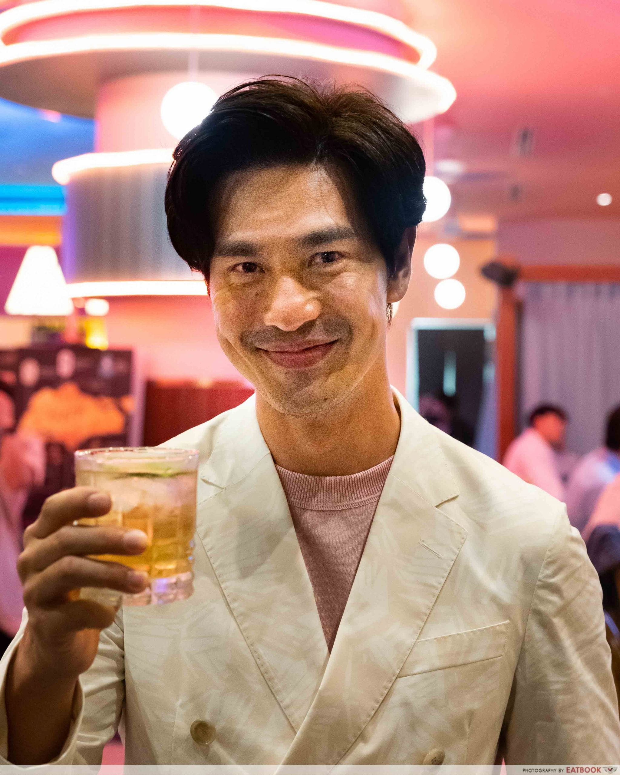 tipsy flamingo - pierre png cocktail