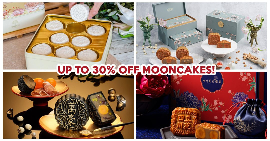 uob mooncake deals