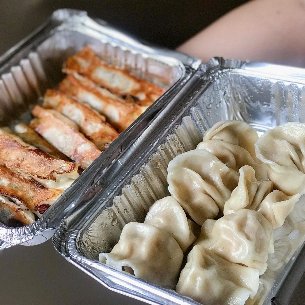 yu ba fang dumplings