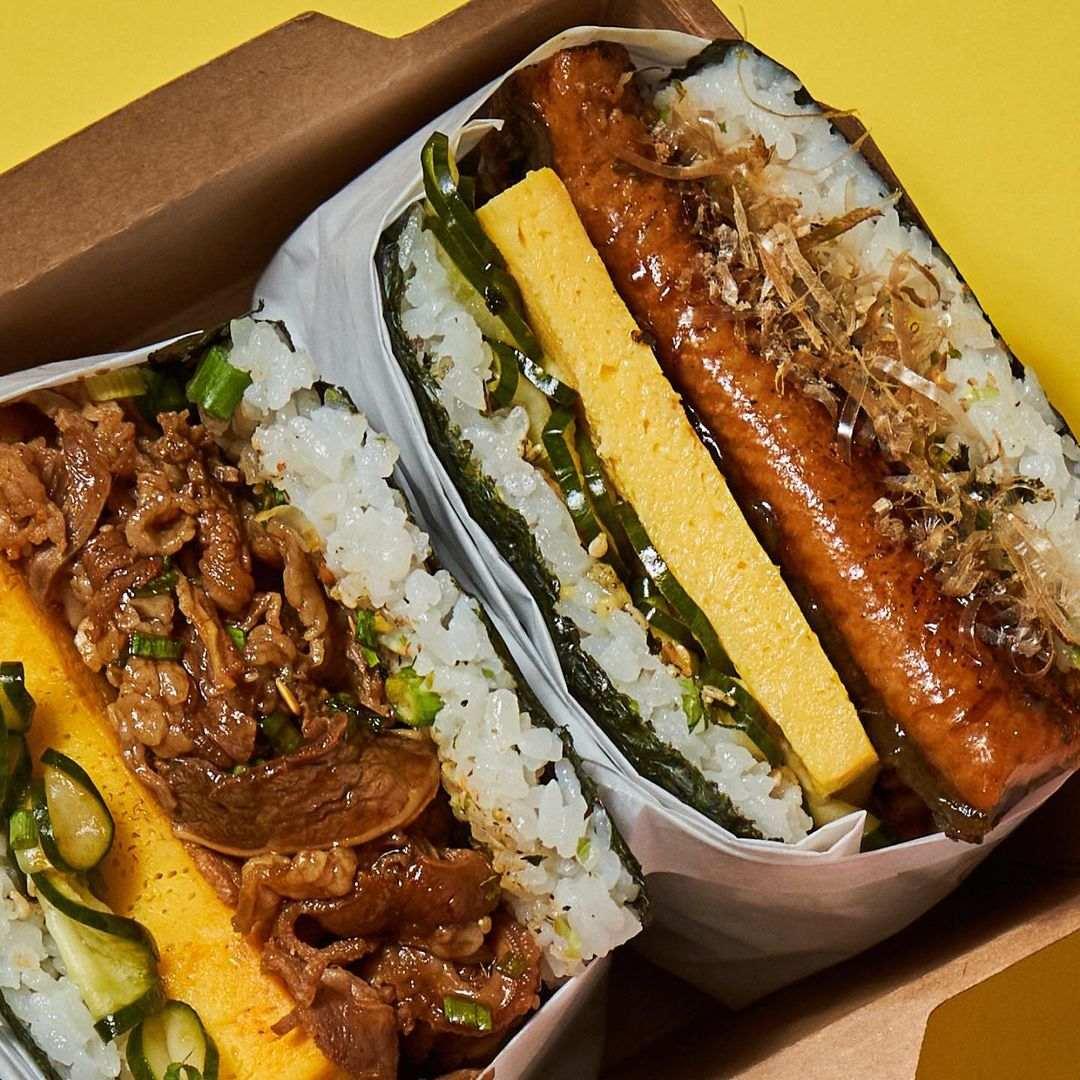 sandowichi onigiri sandwich