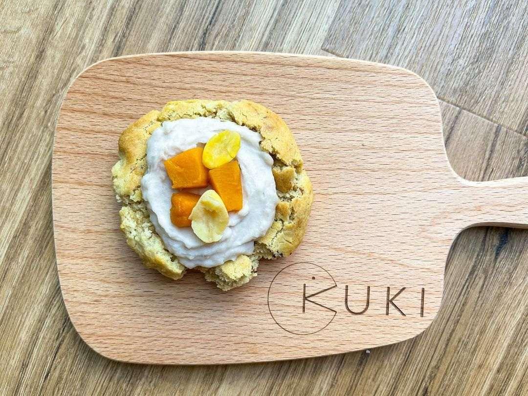 kuki open faced lava cookies orh nee