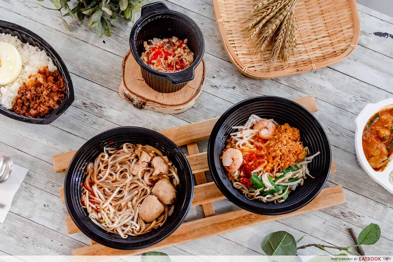 7-eleven thai food - Phad Thai