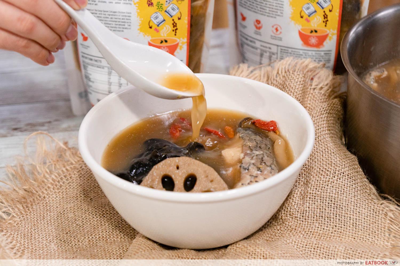 soup pour
