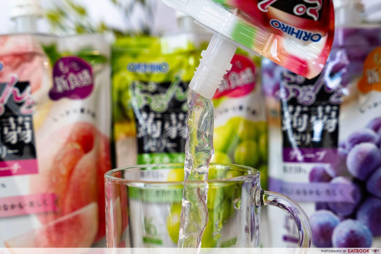 fairprice japan korea fair jelly