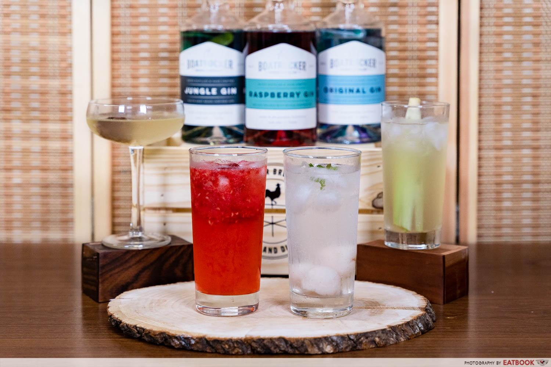 boatrocker gins australia fair