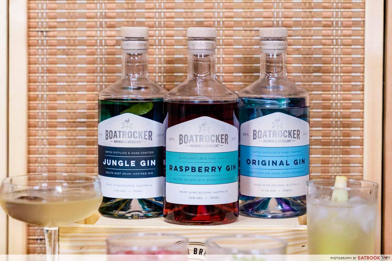 boatrocker gin fairprice australia fair