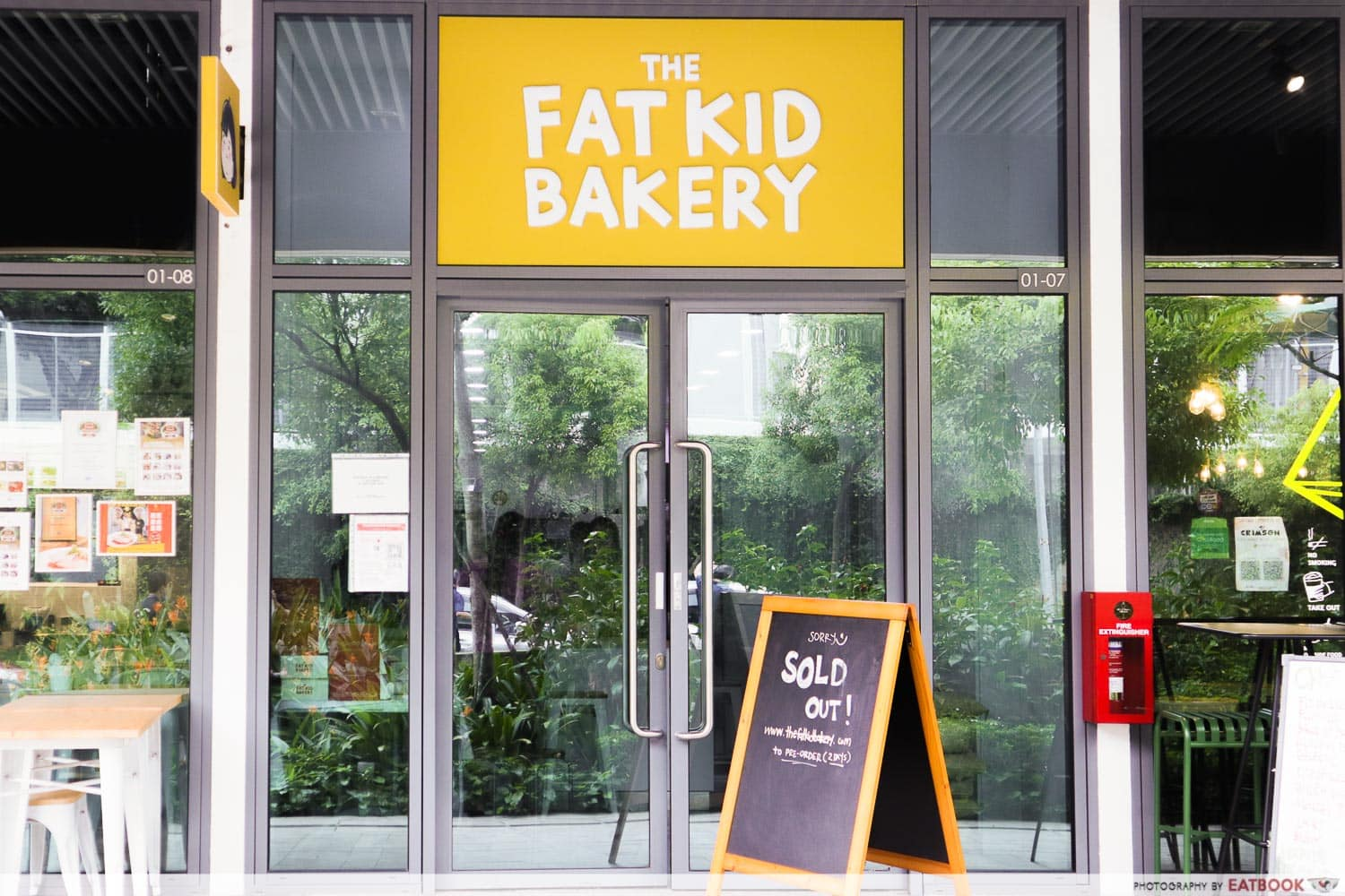 the fat kid bakery storefront
