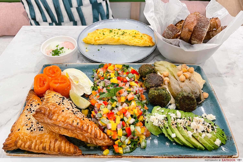 New restaurants in September - carrotsticks and cravings breakfast