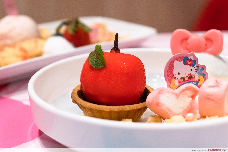 New restaurants in September - kumoya dessert