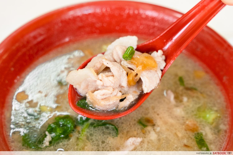 old village pork soup