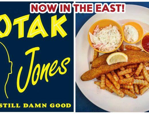botak jones in the east