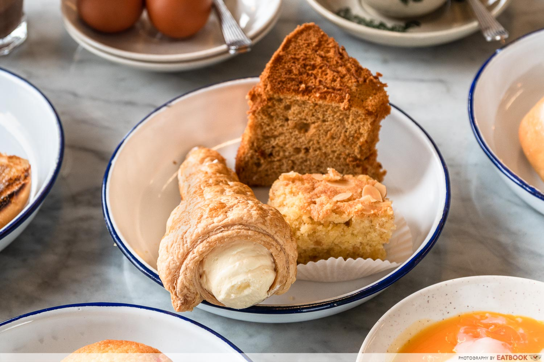 chin mee chin - pastries