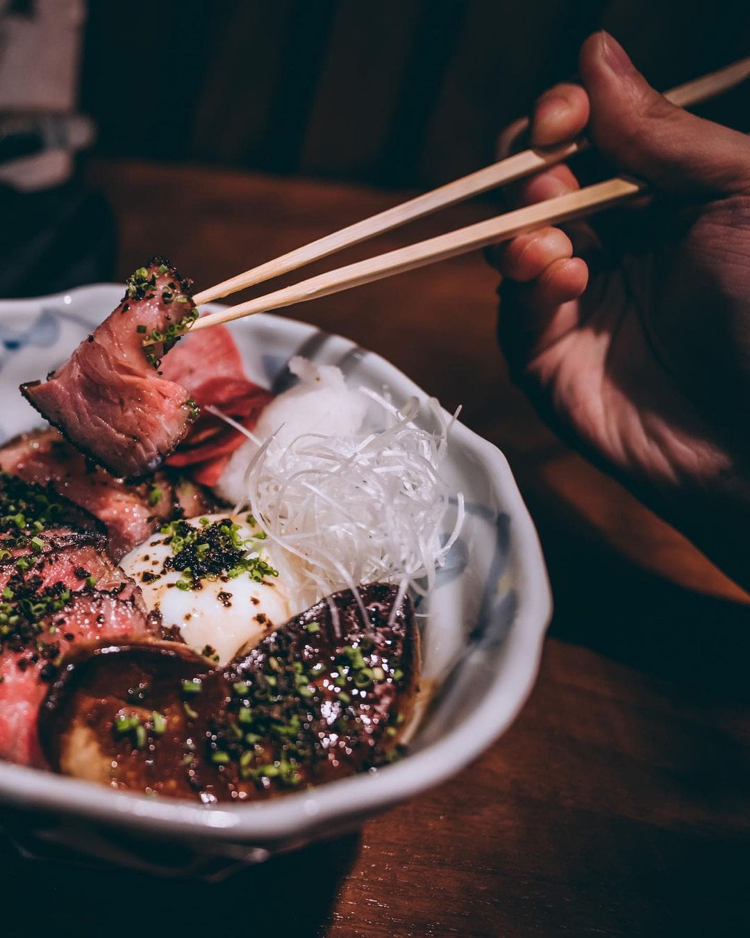 citi gourmet pleasures - USHIO Sumiyaki & Sake Bar