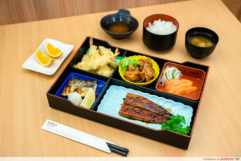 citi gourmet pleasures - ichiban sushi
