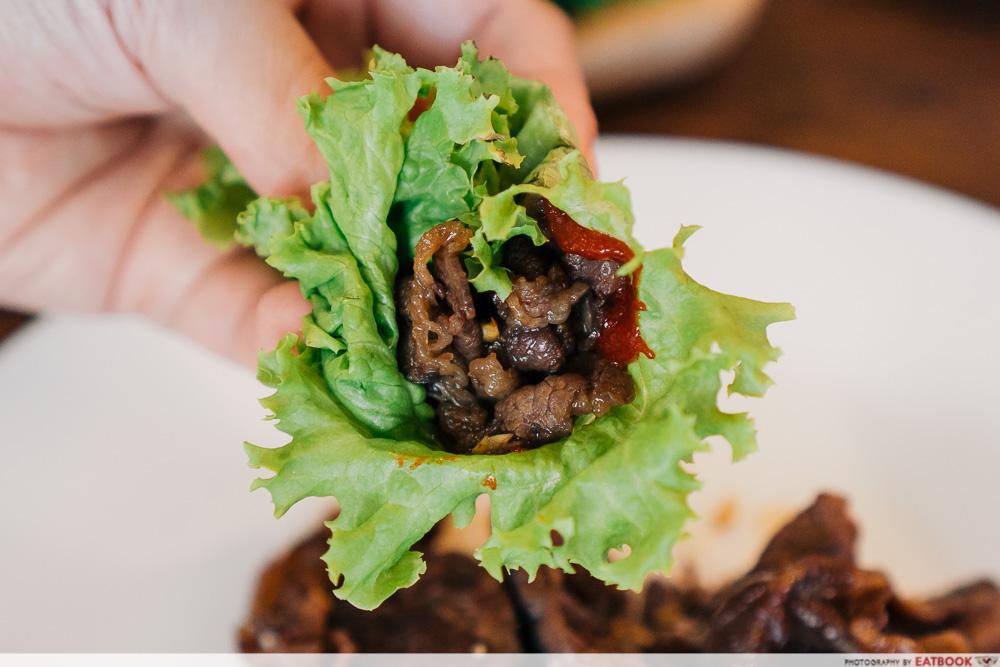 fairprice k gill - bulgogi lettuce wrap (2)