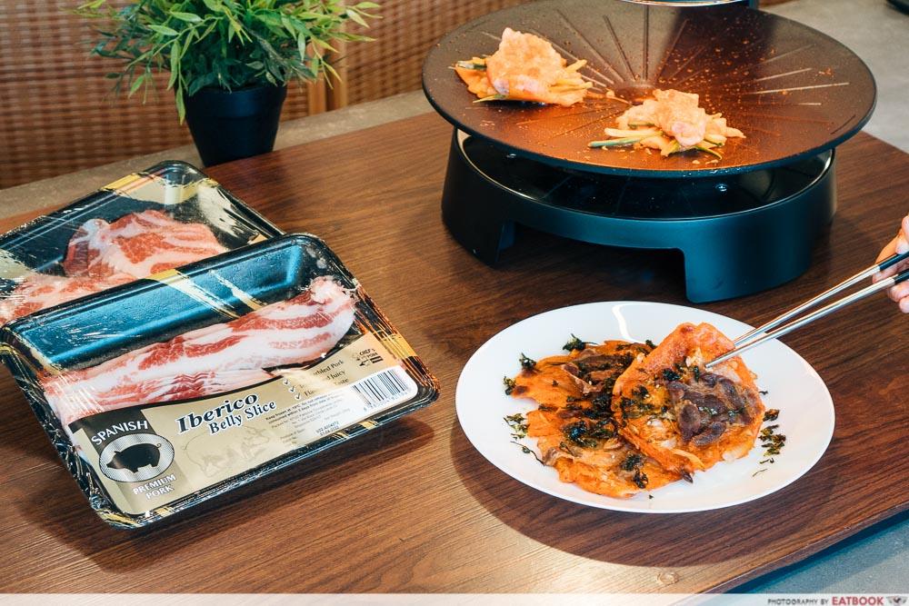 fairprice k gill - kimchi pancake final