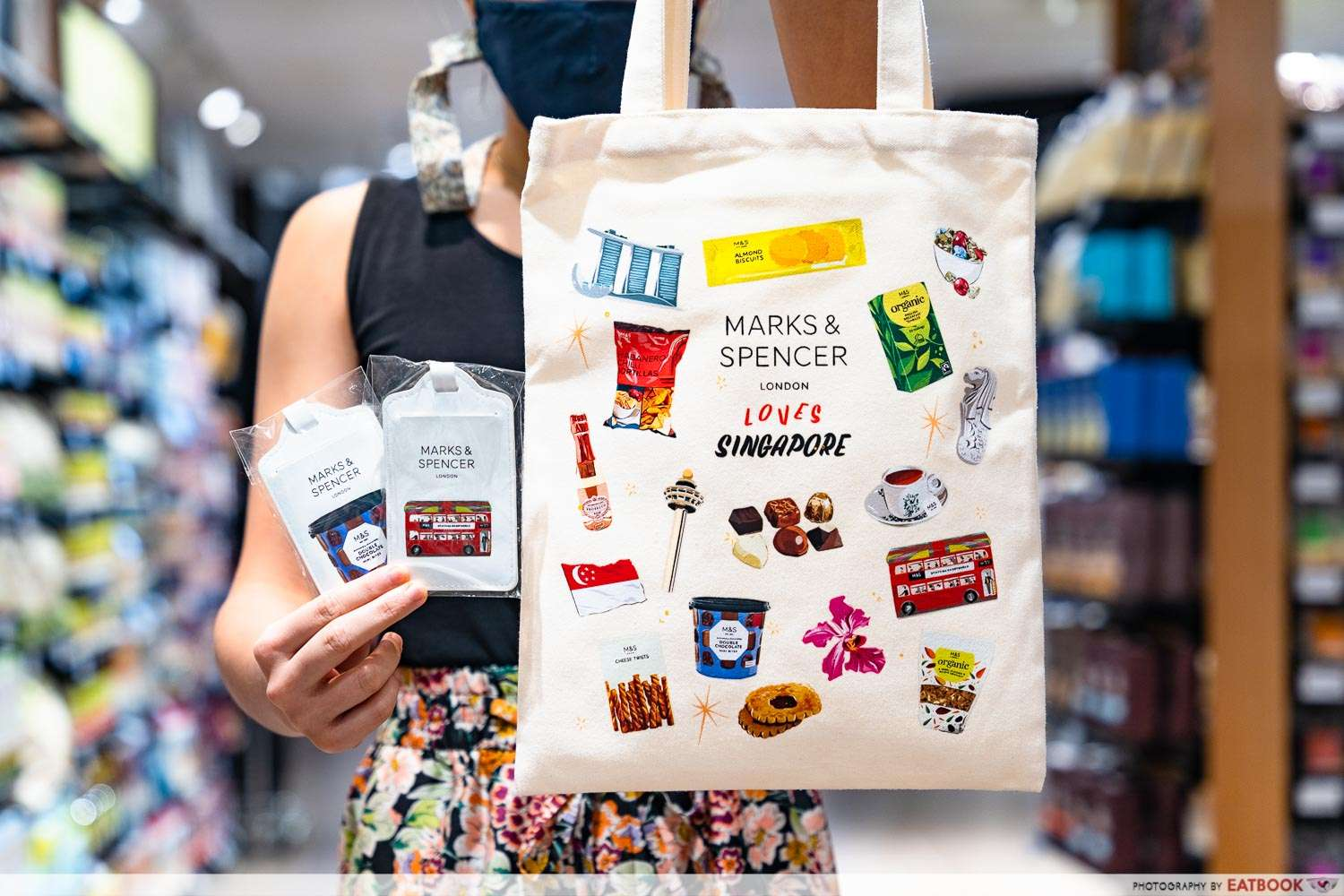 marks and spencer wheelock bag