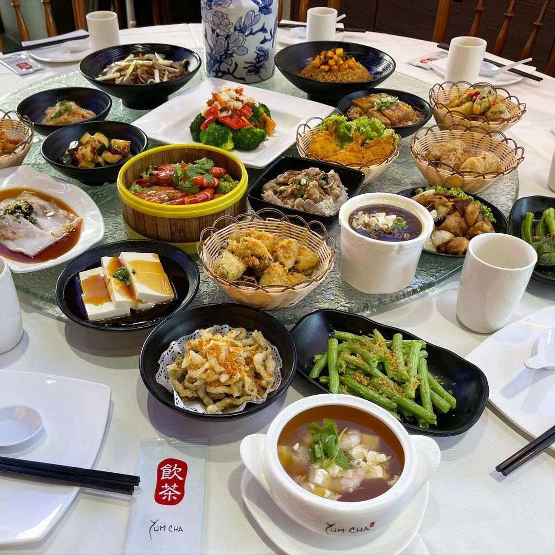yum cha buffet chopedeals