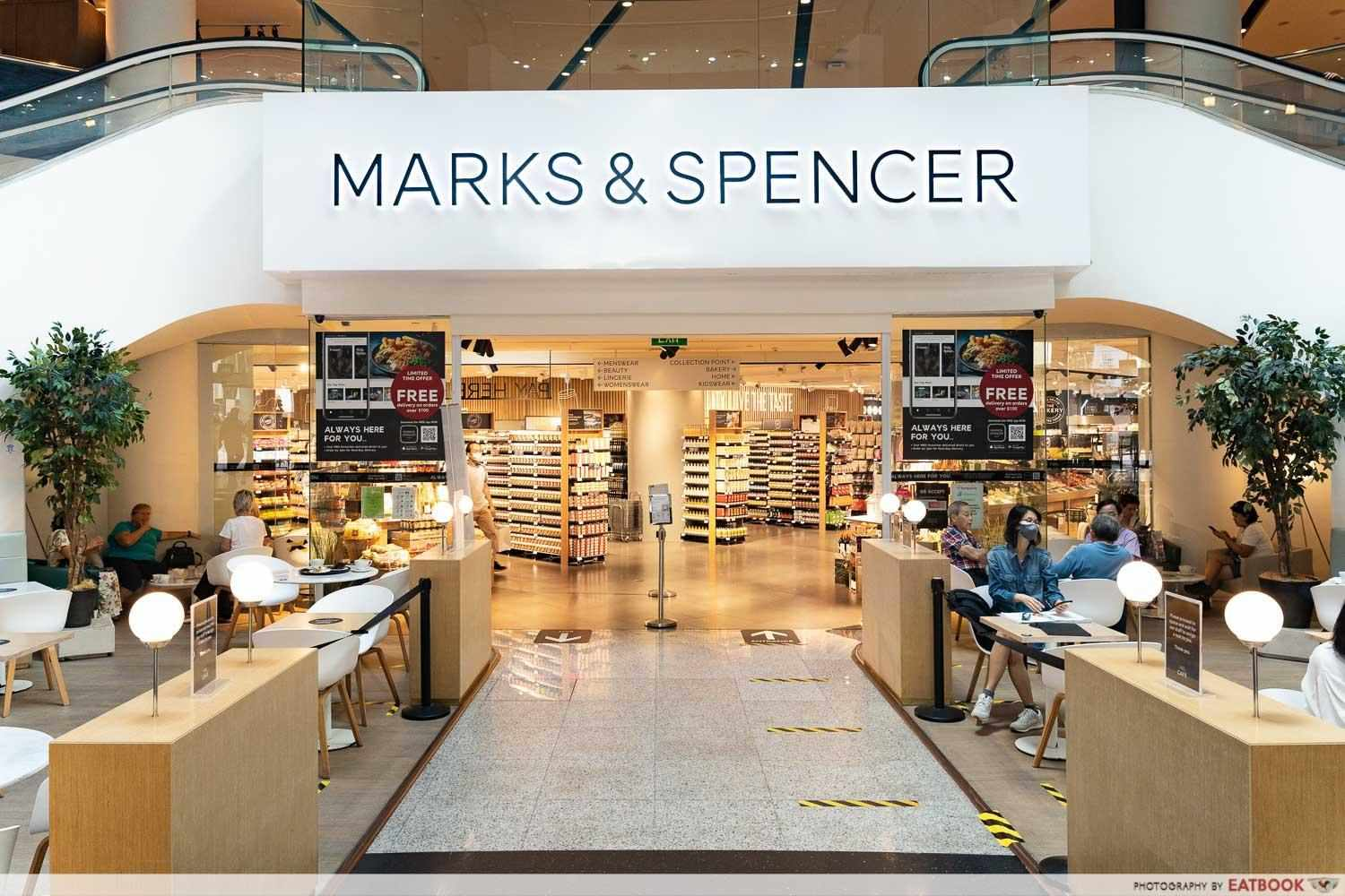 marks and spencer wheelock place