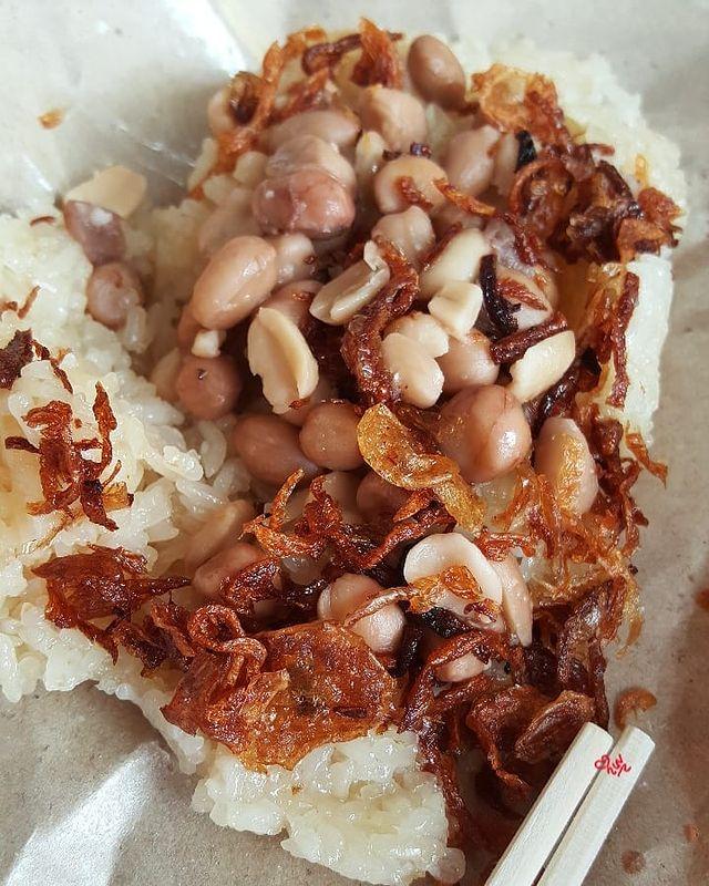 glutinous rice breakfast