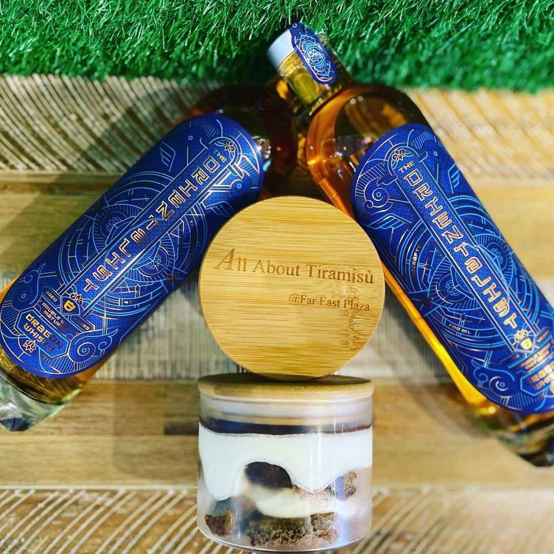 All About Tiramisu Oriental Whiskey