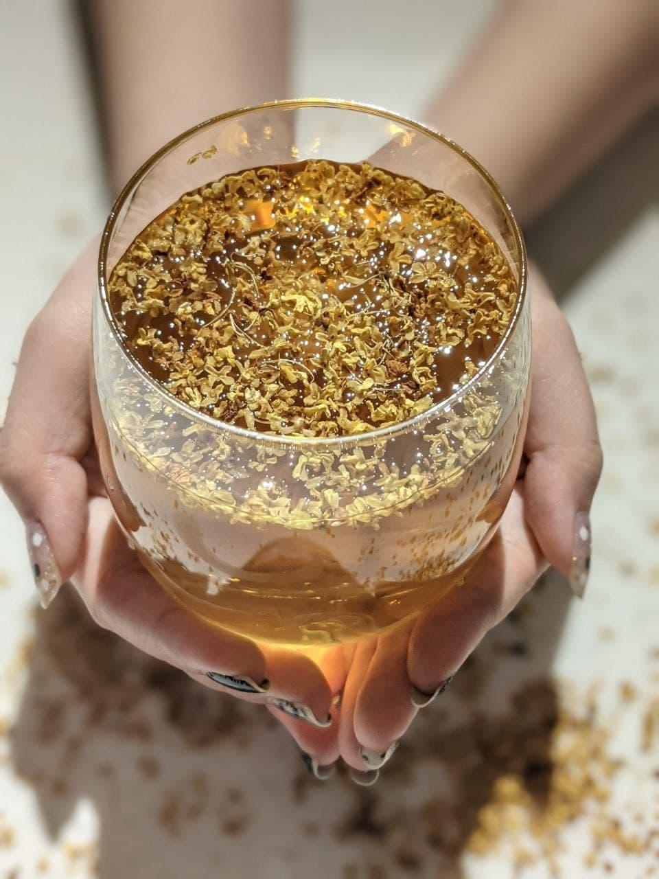 liho Osmanthus Longjing Tea