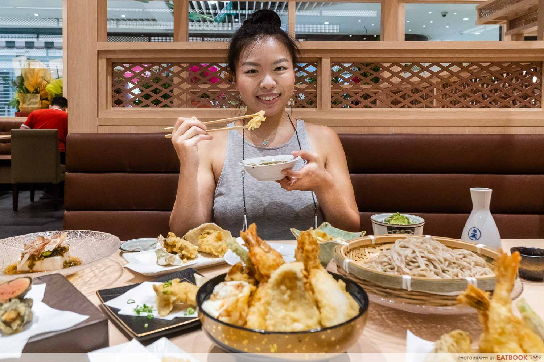 tempura makino - verdict