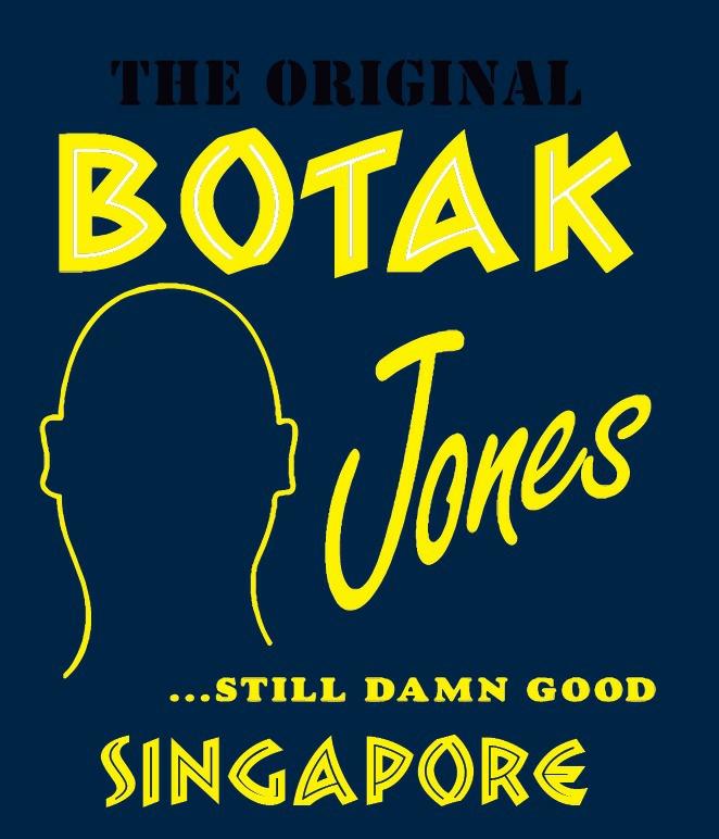 the original botak jones