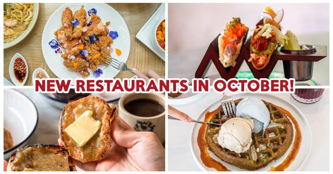 10 new restaurants in october - feature image