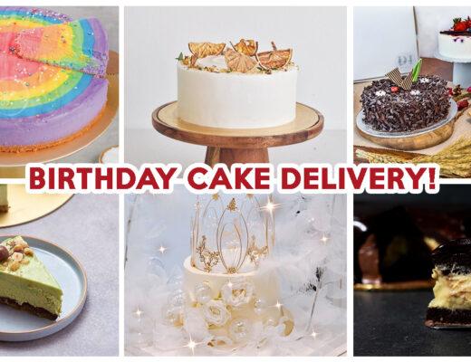 BIRTHDAY CAKE DELIVERY SINGAPORE