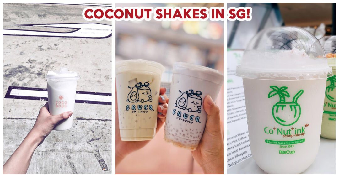 coconut shakes